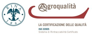 SISTEMA DI RITRACCIABILITA' DI FILIERA UNI EN ISO 22005.08